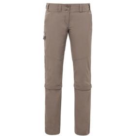 VAUDE Skomer - Pantalon long Femme - marron